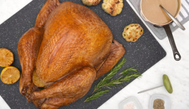 rustic tuscan whole roasted turkey recipe